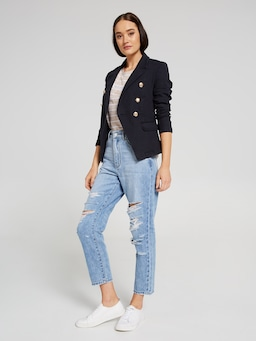 Skye Denim Blazer