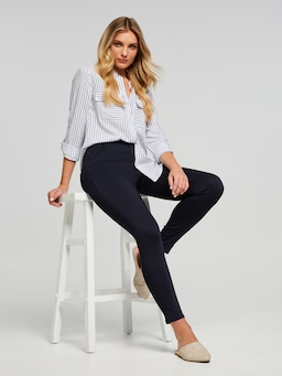 Sateen 5 Pocket Pant