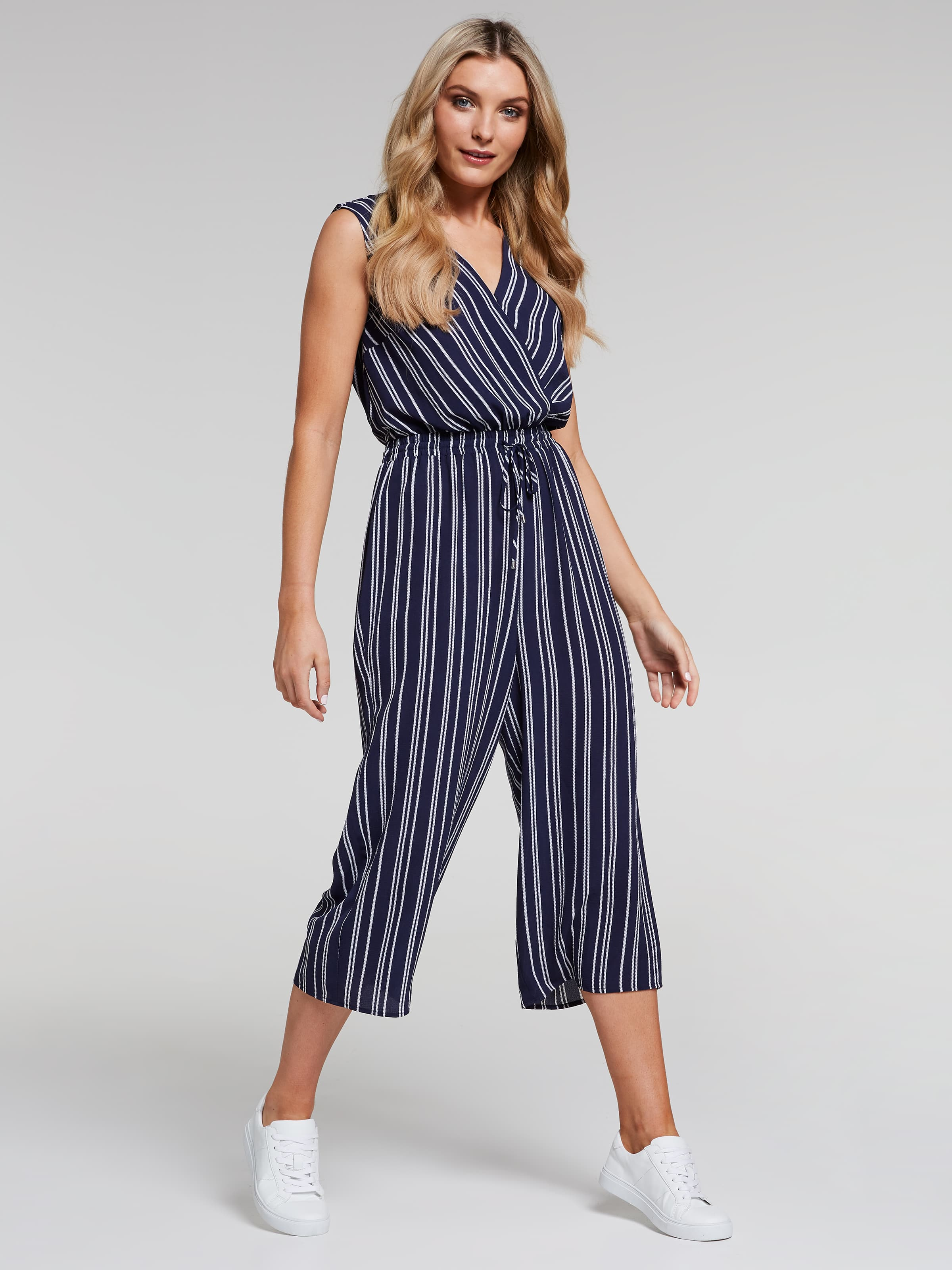 80333251ca3 Image for Stella V Neck Jumpsuit from Just Jeans ...