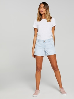 Penny Relaxed Bf Shorts
