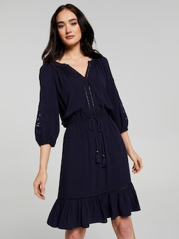 Ruby Insert Sleeve Dress