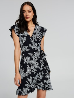 Mel Wrap Dress