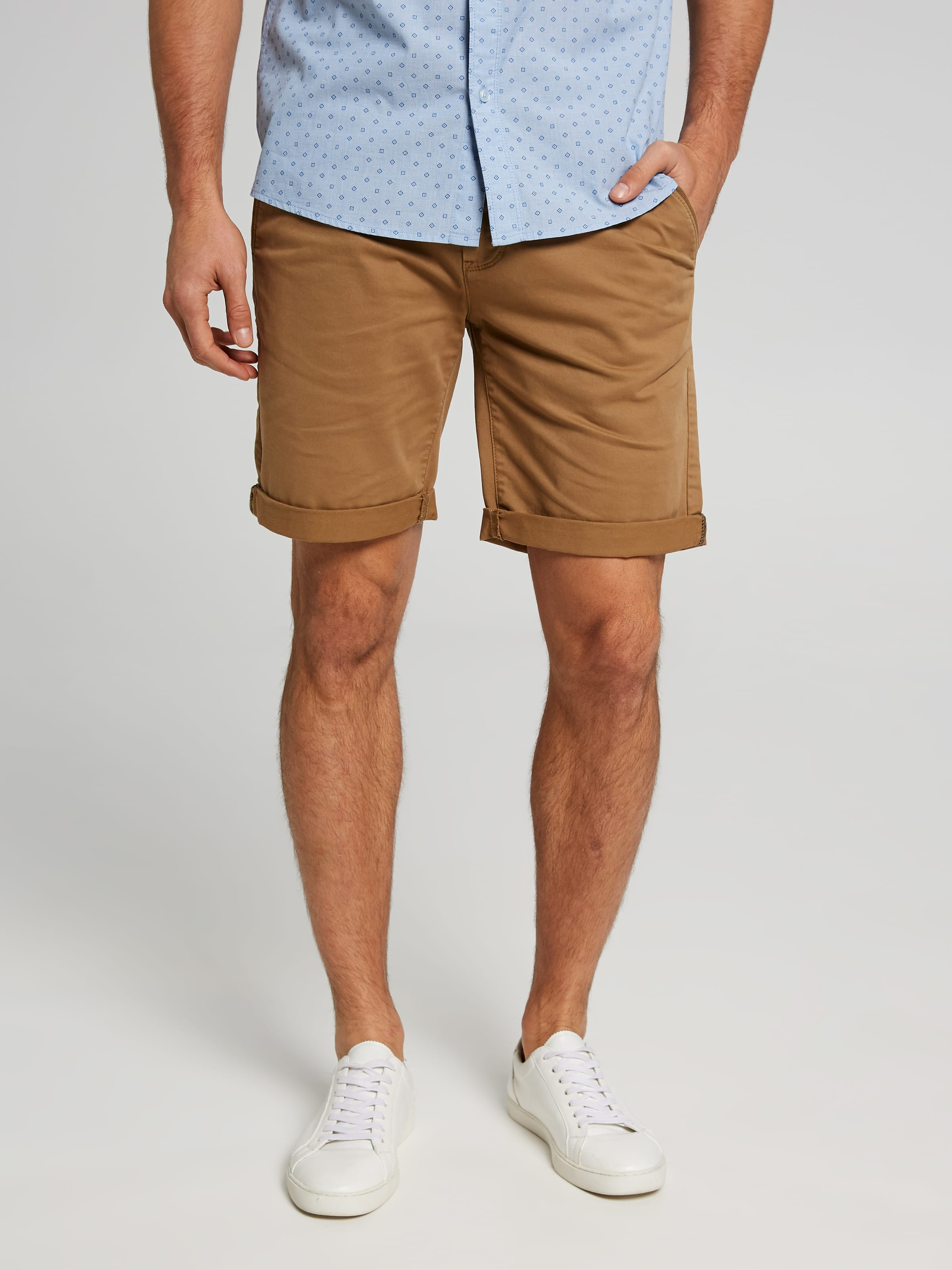 Just Jeans Summer Stretch Chino Short 9653013