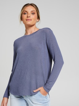 Freya Long Sleeve Knit