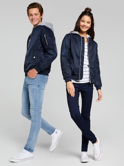 Kids Asher Bomber Jacket