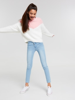 Girls Serena Feather Sweater