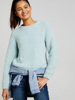 Girls Phoebe Knit Sweater