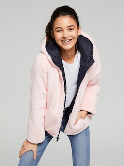 Girls Molly Reversible Jacket
