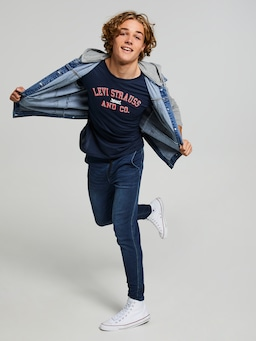 Boys Levi's Graphic Arch Tee