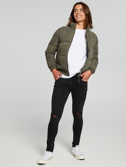 Kids James Puffer Jacket
