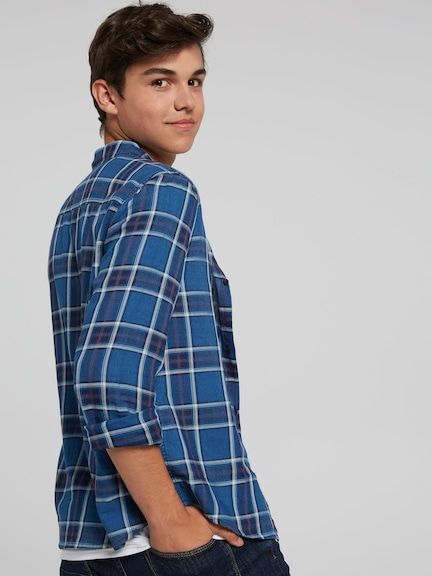 Boys Bobbychecked Shirt