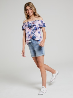 Girls Brooklyn Top