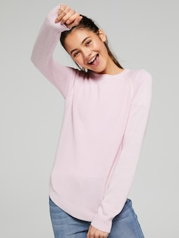 Girls Gigi Scoop Knit