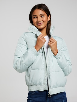 Girls Jade Puffer Jacket
