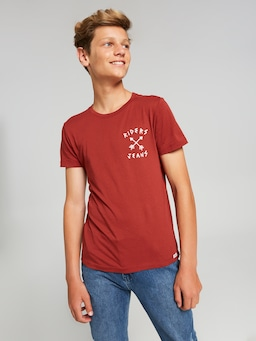 Boys Riders The Ss Tee