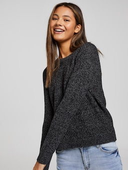 Kids Marlow Crew Neck Knit