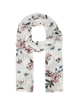 Lily Floral Scarf