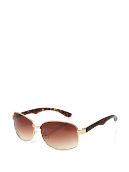 Melanie Metal Wrap Sunglasses