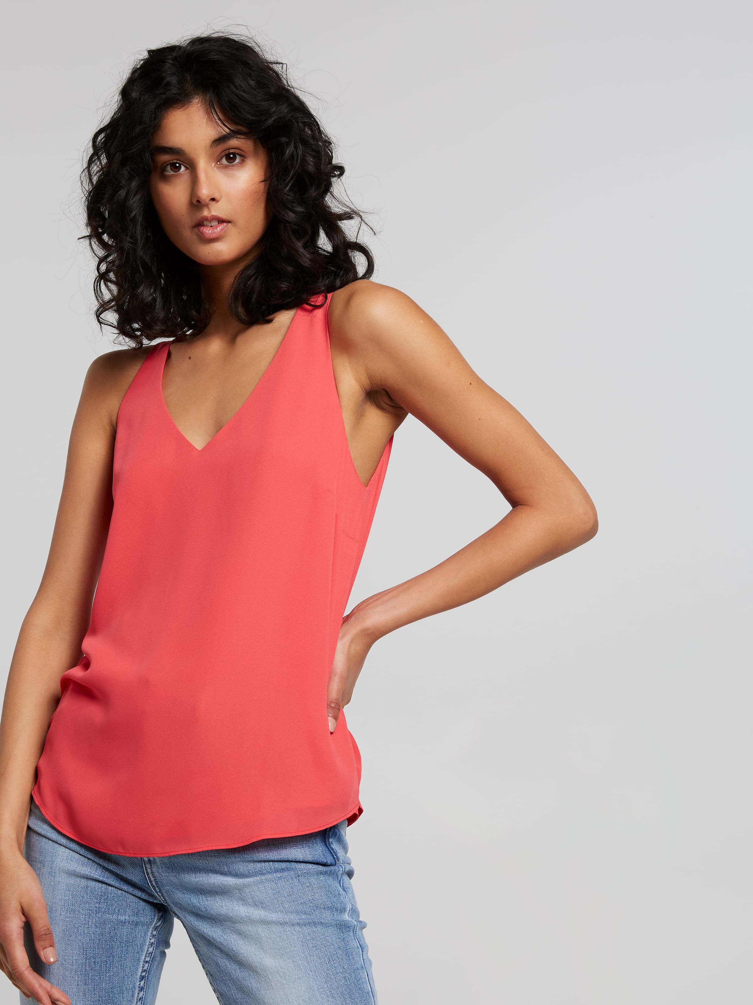 Just Jeans Sia Wide Strap Tank 9544769