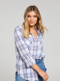 Hanna Relaxed Long Sleeve Shirt