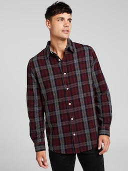 Ls Winter Check Shirt