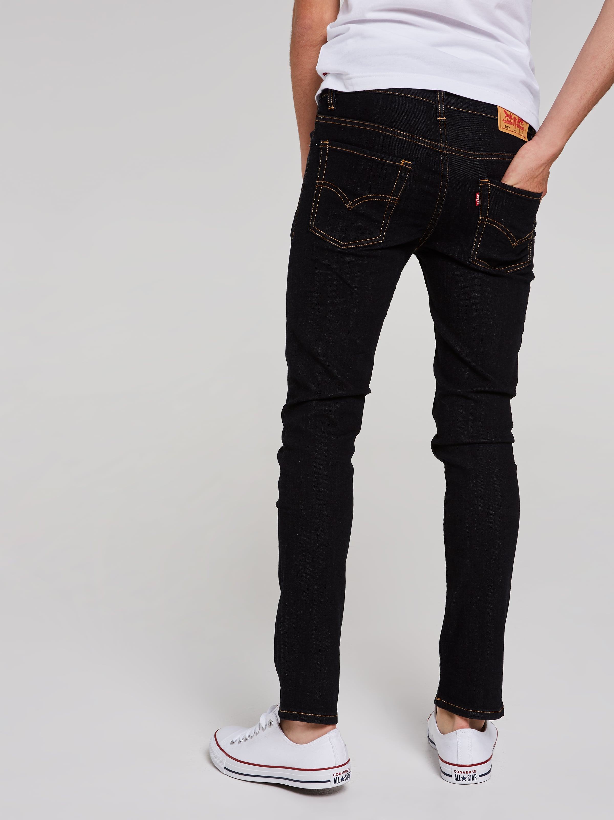 6dd95360a Levi's Boys 510 Skinny Fit Jean - Just Jeans Online