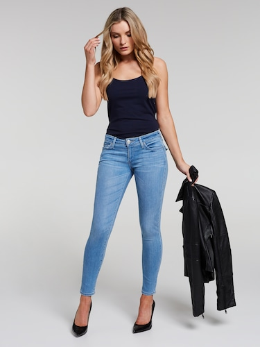 True Religion Casey Super Skinny Jean In Spring Break