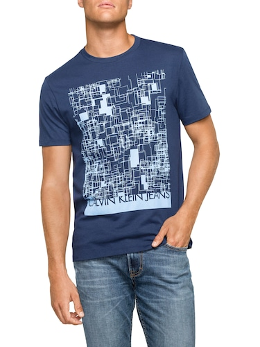 Calvin Klein Atlantis Graphic Tee