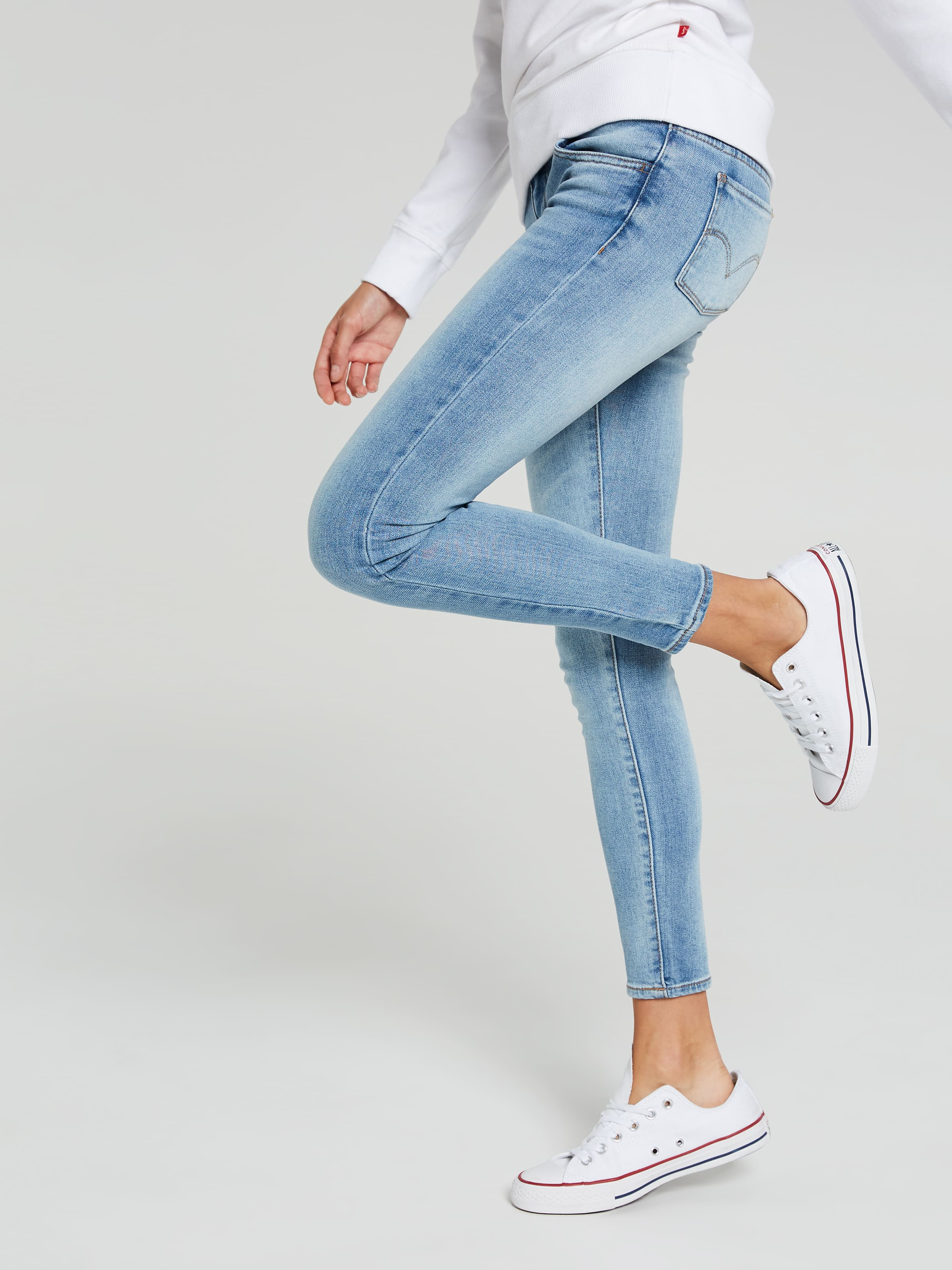 Levi's Girls 710 Super Skinny Jean